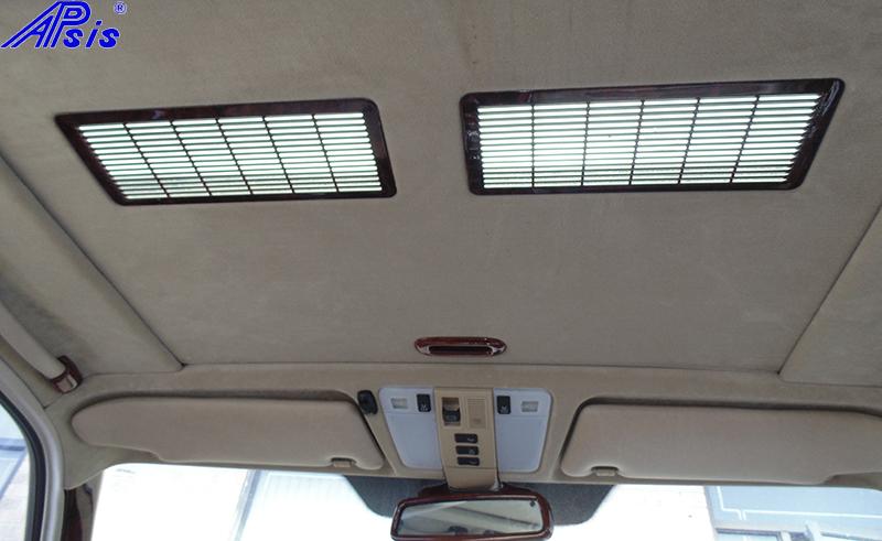 W140 Sunroof Air Vent-burlwood-installed-2