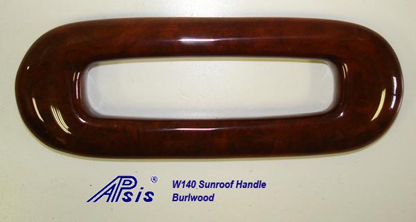 W140 Sunroof Handle-burlwood-1