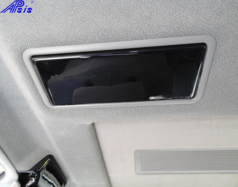 W140 Vanity Mirror-black piano-1