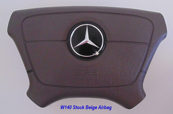 W140 airbag core-2