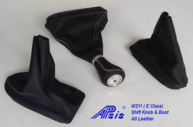 W211(E CLASS)SK+BOOTLEATHER3