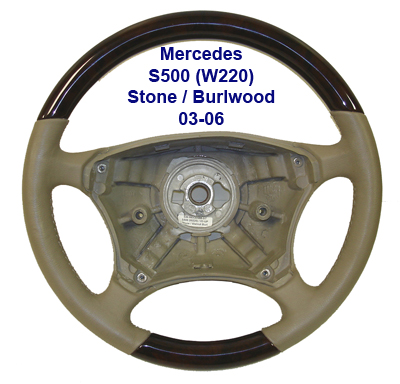 W220(S500) Stone-Burlwood 03-06