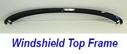 c7 windshield top frame 250