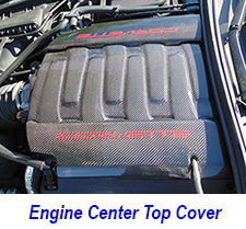 engine center top cover 225
